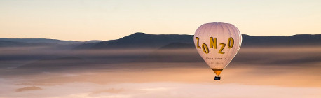 Global Ballooning Australia corporate flights