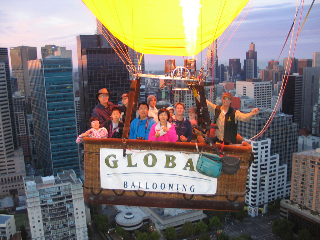 Over melbourne picture of global ballooning melbourne and yarra - Feb 22 2016 Melbourne Nicolas Pedro Brau