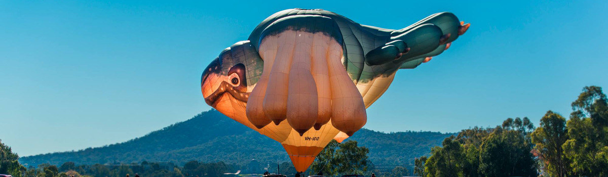 Global Ballooning Australia Corporate Overview