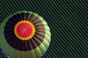 Yarra Valley Private Balloon Flight for 6 with Champagne Breakfast
