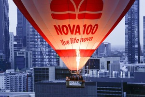 Melbourne Balloon Flight