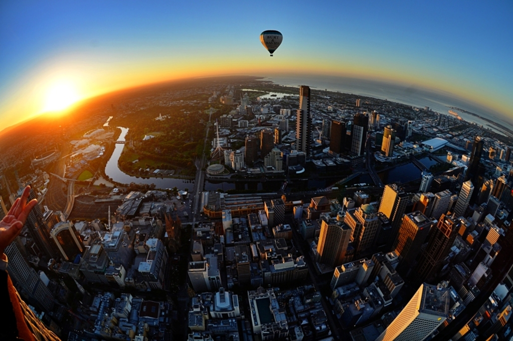 10 reasons you should book a flight with Global Ballooning Australia!