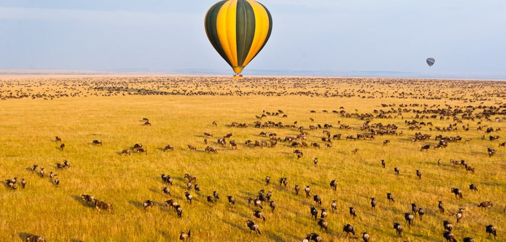 The Best Hot Air Balloon Rides in the World According to Global