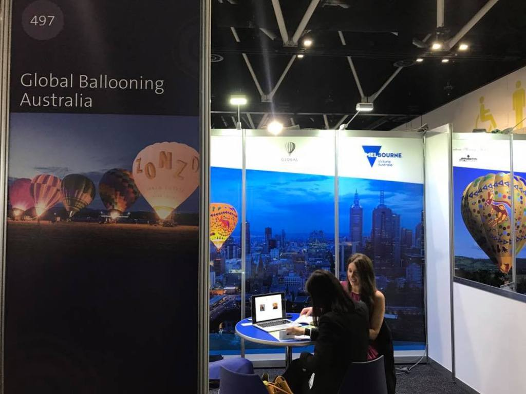 Global wraps-up in Sydney for Australia's largest tradeshow