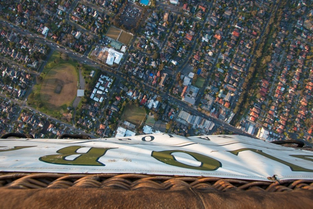 Hot Air Ballooning Melbourne: The Best View Of The World's Most Liveable City