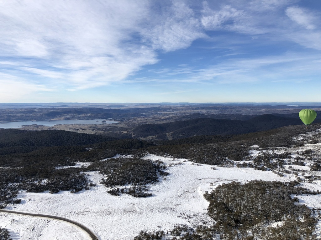 Up and Over - Mt Kosciuszko & Snowy Mountain Ranges