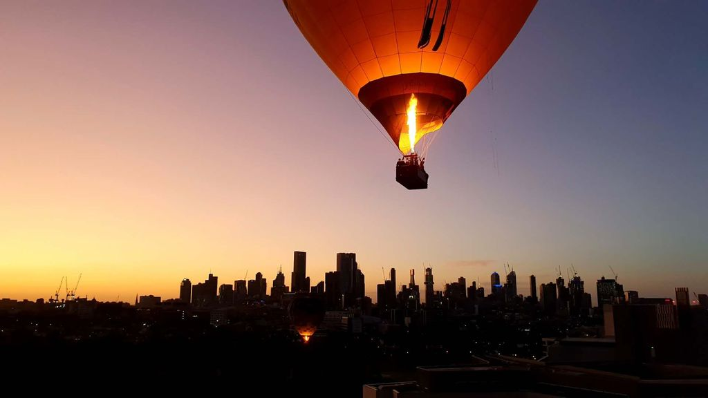 Best balloon rides around Australia