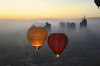 Morning ballooning sequence
