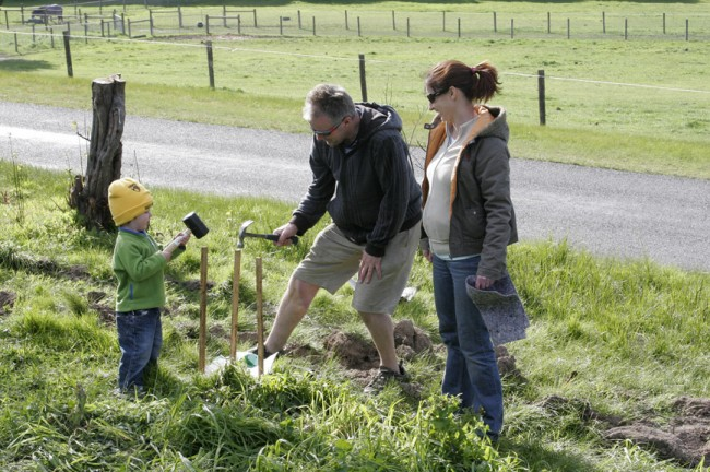 Global Tree Planting Day - Global Ballooning
