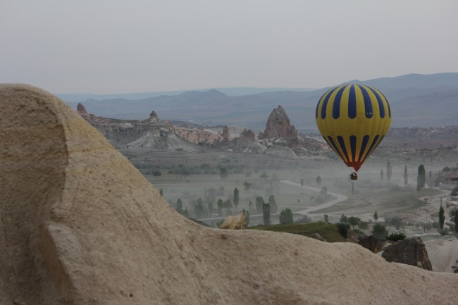 From Turkey to Tuscany - Lynette Bergin Fellowship - Global Ballooning