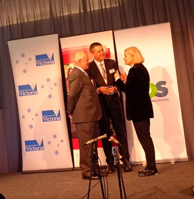 Victorian Disability Sector Awards  - Global Ballooning