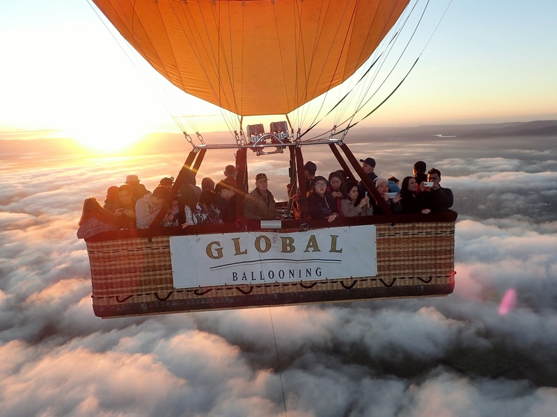 7 Reasons for you to Take to the Skies by Hot Air Balloon