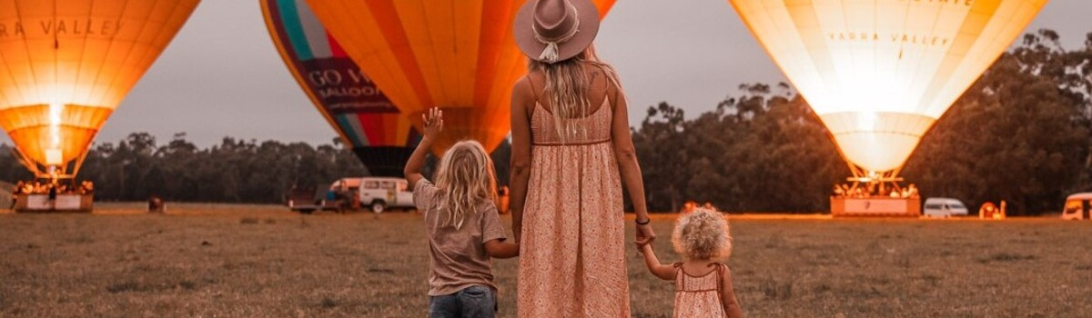Yarra Valley Flight Family package