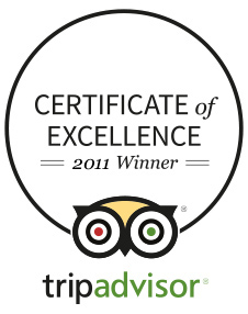2011 Certificate of Excellence
